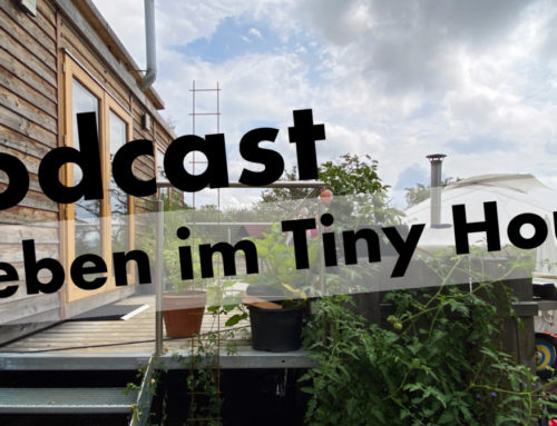 Podcast zum Thema Tiny Houses von Architektur Basel